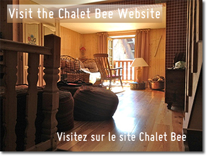 Link to Chalet Bee website